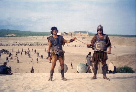 Krassimir Terziev, 'Battles of Troy', 2005