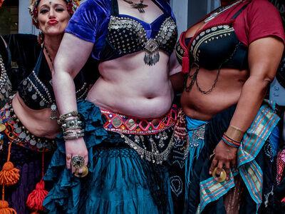 Norman Borden, 'Belly Dancers'