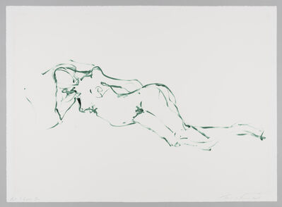 Tracey Emin, 'Sleeping on a Sunday', 2015