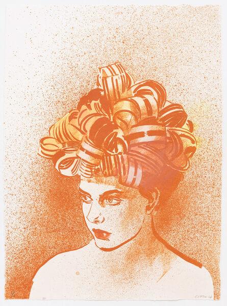 Will Cotton, 'Ribbon Candy Hannah (Var. 25)', 2014