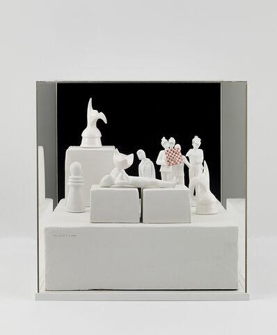Marcel Dzama, 'Procession for a Pawn', 2014