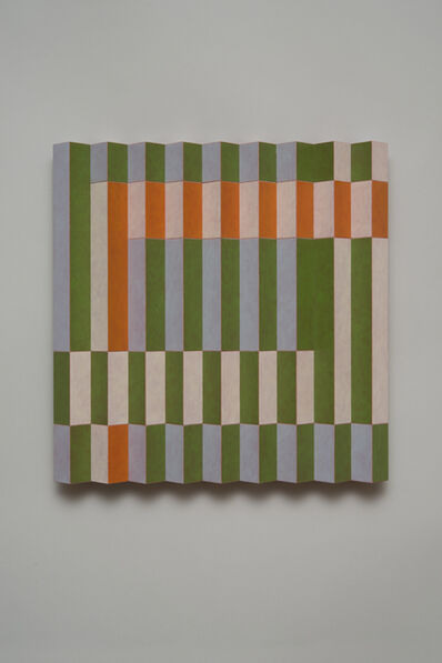 Emi Ozawa, 'Cross Roads No.4 / Carrot Road', 2015