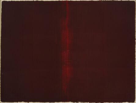 Anne Truitt, 'Untitled (10 January '71)', 1971