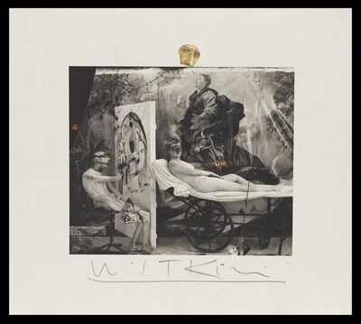 Joel-Peter Witkin, 'Poussin in Hell, 1999 ', 2005