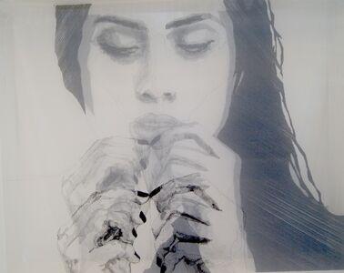 Eugenia Alcaide, 'Selfportrait 1'