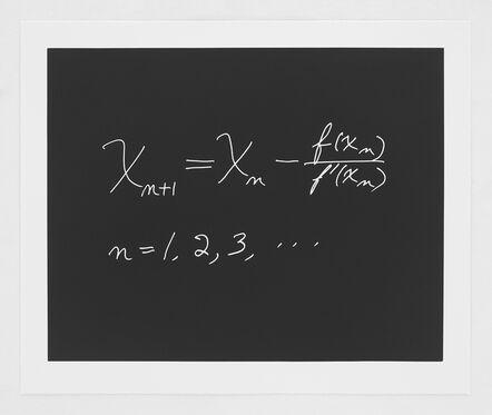 Steve Smale, 'Concinnitas: Newton's Method', 2014