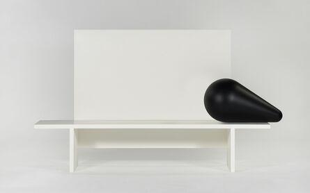 Pierre Charpin, 'Ignotus Nomen Bench', 2011
