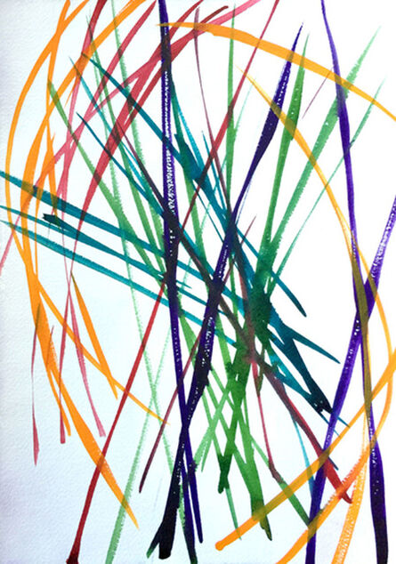 Anne Patterson, 'Binding Energy (A Line Into the Future 2)', 2016