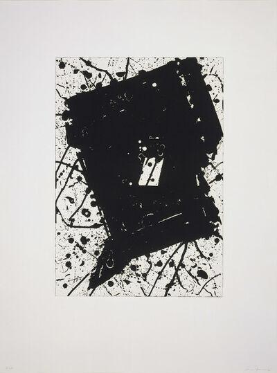 Sam Francis, 'Vorstellung', 1983