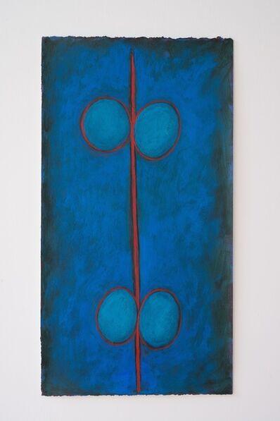 Ellen Chuse, 'Totem: Blue', 2019
