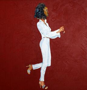 Margaret Rose Vendryes, 'Ekoi Whitney - Whitney Houston', 2010