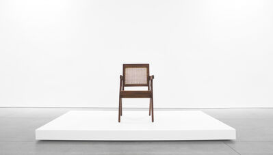 Pierre Jeanneret, 'Teak Conference Chair', ca. 1952