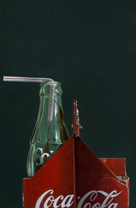 James Neil Hollingsworth, 'Coke Straw', 2015