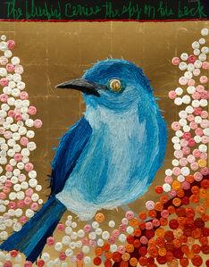 Woo Kuk Won, 'Bluebird', 2020