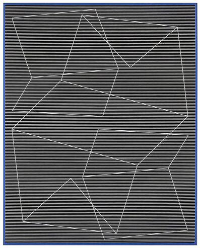 Julian Stanczak, 'Linear Transit (Tránsito lineal)', 1967