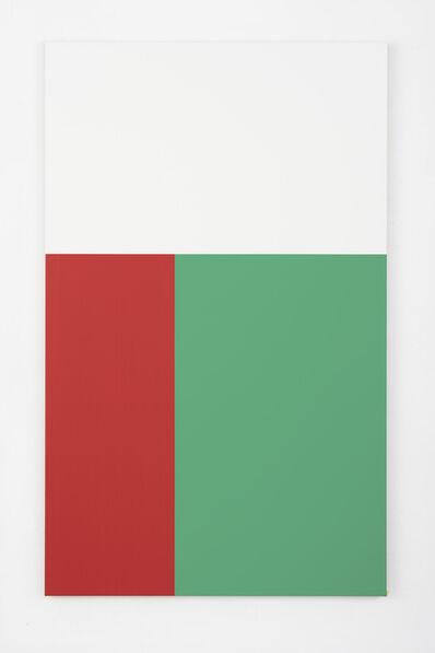 Steven Aalders, 'Phi Painting (Green, Red)', 2016