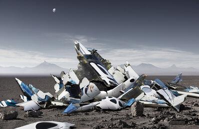Michael Najjar, 'serious anomaly', 2012