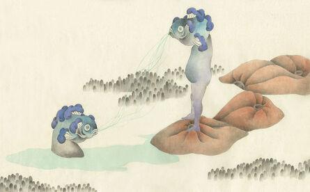 Yu Han, '噤聲圖冊5', 2015