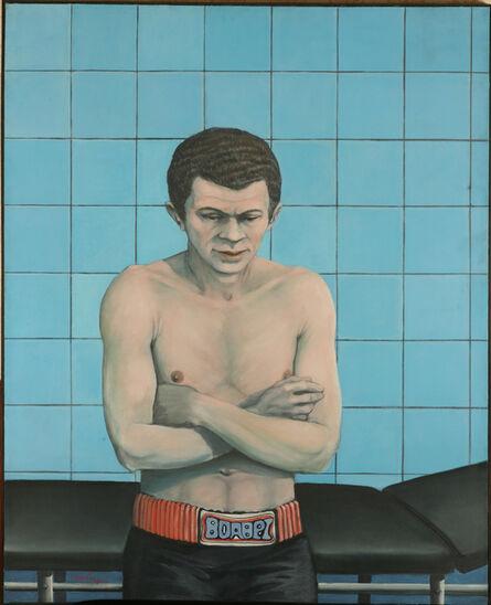 Pablo Suárez, 'Pablo boxeador', 1977