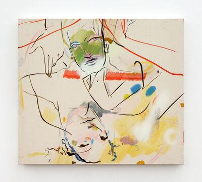France-Lise McGurn, 'Sliding Doors', 2018