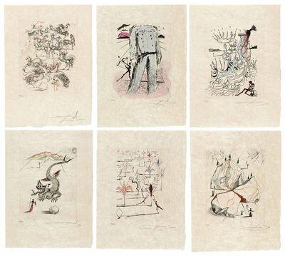 Salvador Dalí, 'Poèmes de Mao Tse-Tung', 1967
