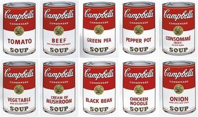 Andy Warhol, 'Campbell's Soup I Portfolio', 1968