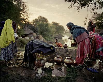 Joakim Eskildsen, 'The Village Well'