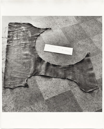Yoko Ono, 'Installation view, Paintings & Drawings by Yoko Ono, AG Gallery, New York, July 17–30, 1961.', 1960-1961