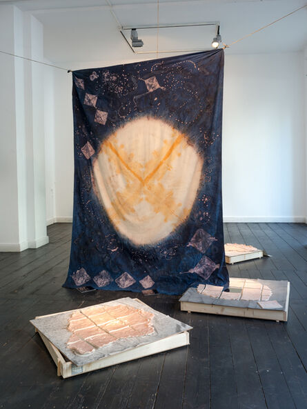Ada Van Hoorebeke, 'Batik Furniture - In Practice', 2013