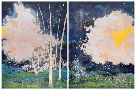 YU Ya-Lan, 'Fireworks', 2015