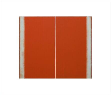 Betty Merken, 'Structure, Orange', 2015