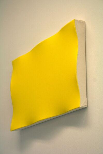 Dirk Rathke, 'WVZ #661 yellow', 2012