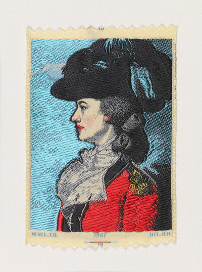 Warner-Artex, 'Mrs. Frances Tucker Montresor (c. 1778) by John Singleton Copley (1738-1815)', 1967
