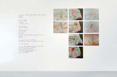 Stefanie Schneider, 'Flying - 9 pieces, analog, mounted, installation featuring Udo Kier and Radha Mitchell', 2008