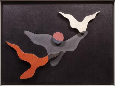 Charles Green Shaw, 'Night Flight', 1938