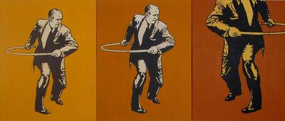 Charles Buckley, 'Hula Hoop Man', 2012