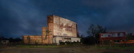 Rich Frishman, 'Redland Drive-In; Lufkin, Texas', 2016