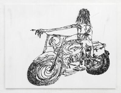 Chris Succo, 'Rider', 2017