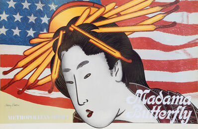 Larry Rivers, 'Madama Butterfly', 1978
