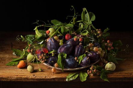 Paulette Tavormina, 'Wild Raspberries, after G.G.', 2013