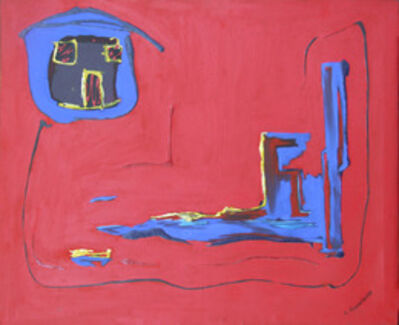 Stephen Garan'Anga, 'The Hut That Build The City'