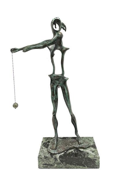 Salvador Dalí, 'HOMAGE TO NEWTON', 1981
