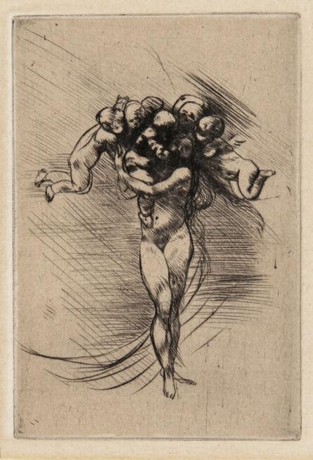 Auguste Rodin, 'Le printemps', 1882-88