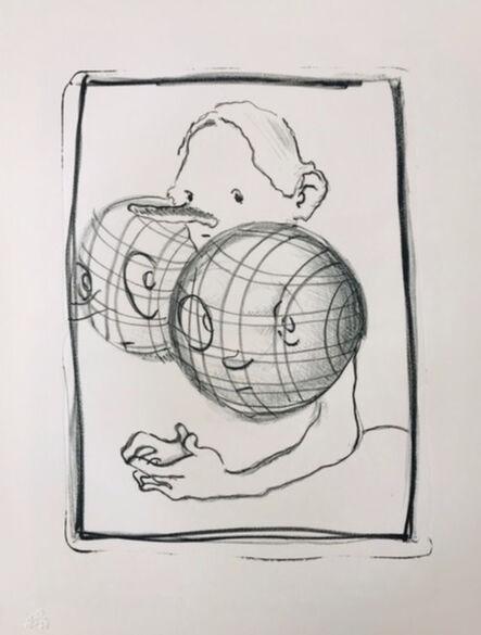 Dasha Shishkin, ' 9 Pickles (10/9)', 2019