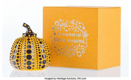 Yayoi Kusama, 'Pumpkin (Yellow)'