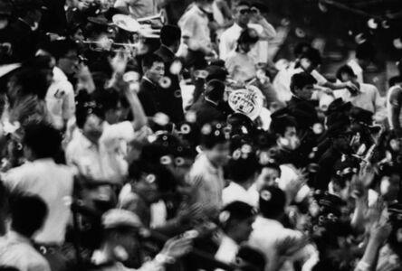 William Klein, 'Confetti Air Ceremony, Tokyo', 1961