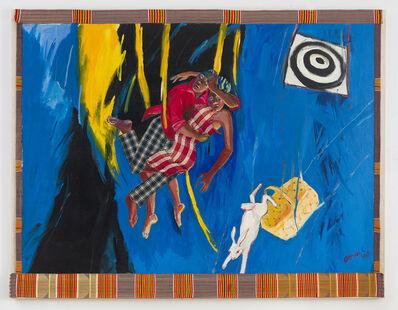 Emma Amos, 'Targets', 1989