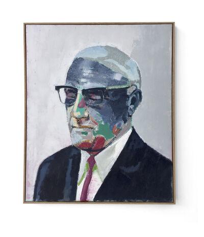 Alex van Warmerdam, 'Man met bril', 2018