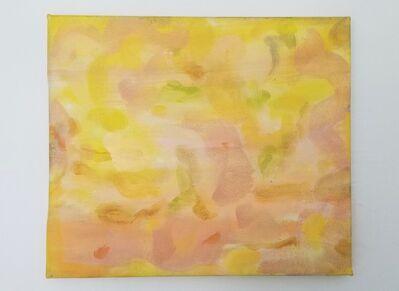 Marilyn Gold, 'Little Yellow Whisper', 2018