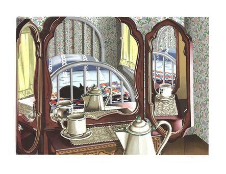 Nancy Hagin, 'Guest Room', 1987